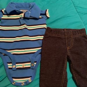 Child of Mine Handsome like Daddy outfit
